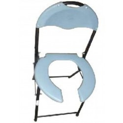 Karma Ryder 200 MS FC Folding Commode Chair
