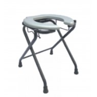Karma Ryder 220 MS FC Commode Folding Stool