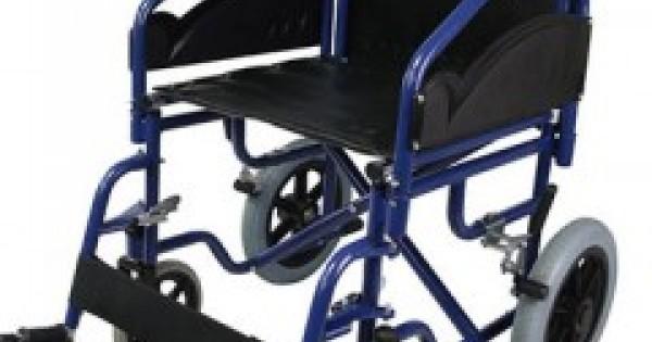 Transport Wheelchair, Portable Wheelchair - Travel