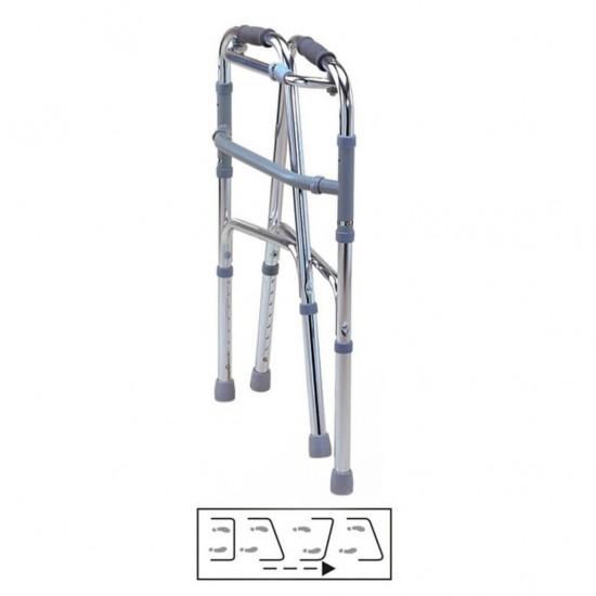 Imported Lightweight Aluminum Height Adjustable Reciprocal