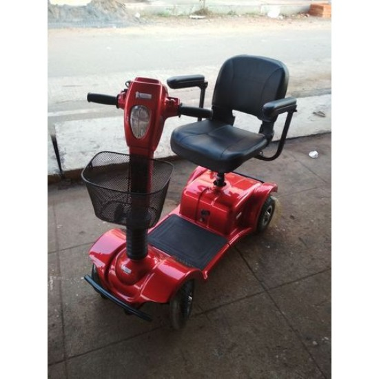 Mobility Scooter: Power Scooter For Senior Citizen
