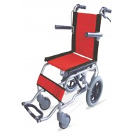Lightweight Portable Aluminum Wheelchair