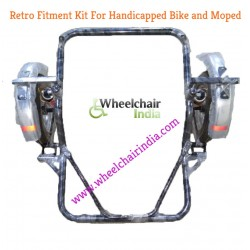Side Wheel Attachment Kit for Bajaj Discover 100CC