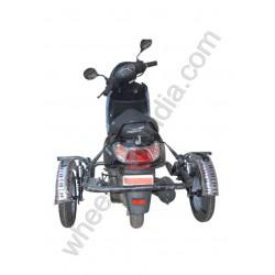 Side Wheel Attachment Kit For Hero Pleasure