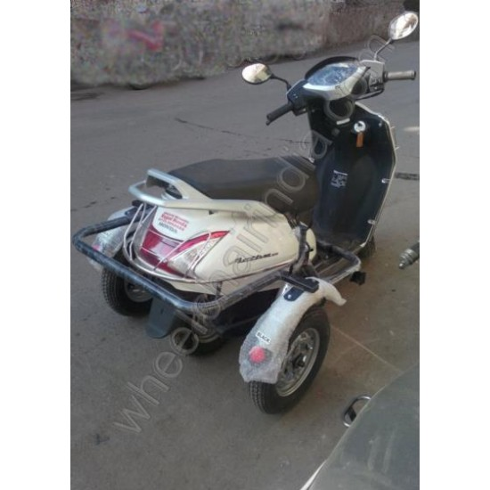 Side Wheel Attachment Kit For Honda Activa 5G