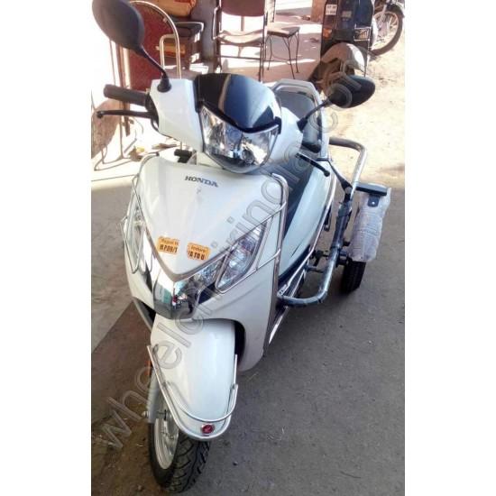 Side Wheel Attachment Kit For Honda Activa 5G