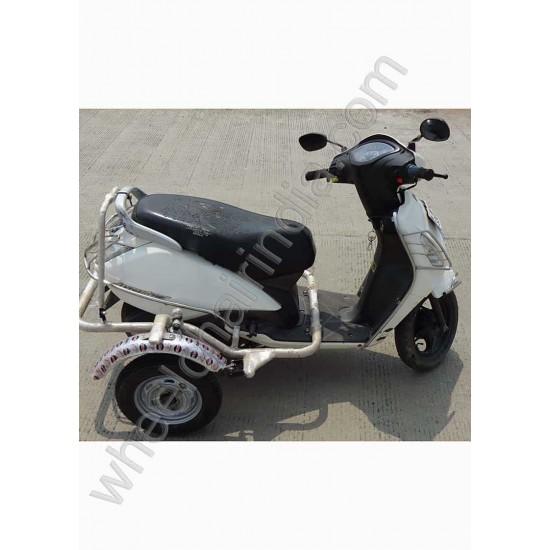 Side Wheel Attachment Kit for TVS Jupiter