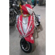 Side Wheel Attachment Kit for Tunwal Electric Scooter Storm ZX