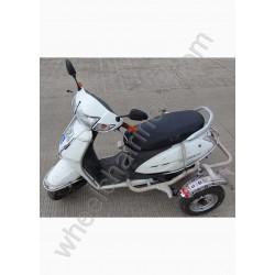 Side Wheel Attachment Kit For Honda Activa 3G & 4G