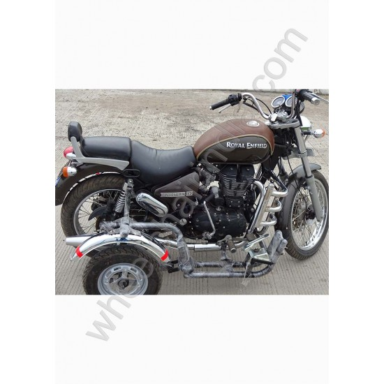 Side Wheel Attachment Kit For Royal Enfield Thunderbird 350