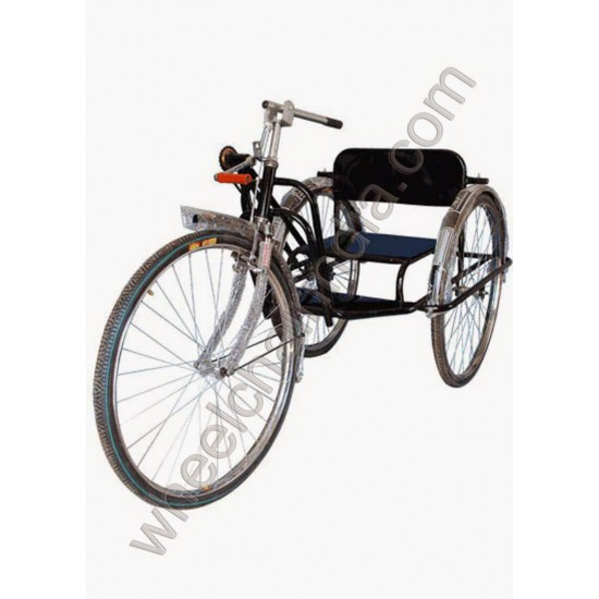 Standard Single Hand Drive Handicapped Tricycle
