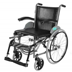 Vissco Imperio Wheelchair with Fixed Big Wheels