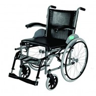 Vissco Imperio Wheelchair with Fixed Big Wheels