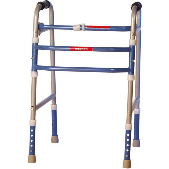 Vissco Invalid Folding Walker Plain