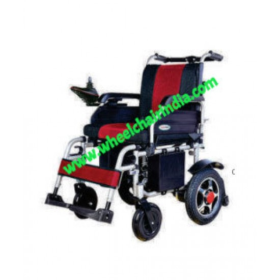 Vissco Zip Lite with Double Battery Power Wheelchair