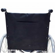 Wheelchair Back Cushion Cover