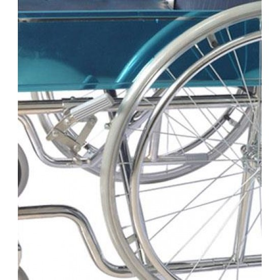 Wheelchair Wheel Lock Side Brake