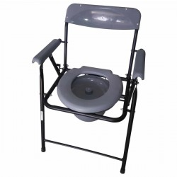 Karma Ryder 210 MS Commode Folding Chair